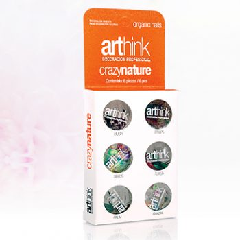 Arthink Crazynature organic nails