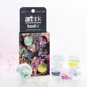 Arthink Fossiltail organic nails