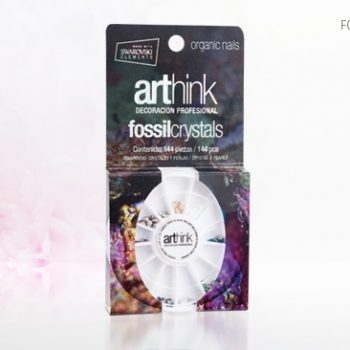 Arthink Fossilcrystals organic nails