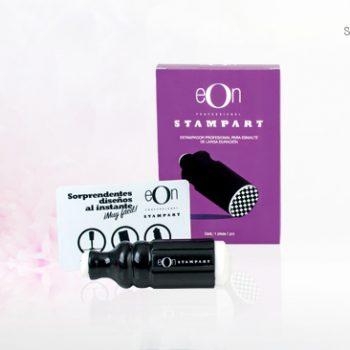 eOn StampArt Inspiración 2 organic nails