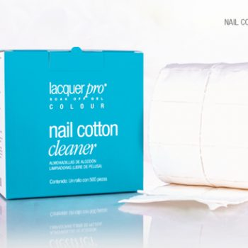 Nail Cotton Cleaner L PRO 500 pzas organic nails