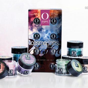 CosmoGlitters organic nails