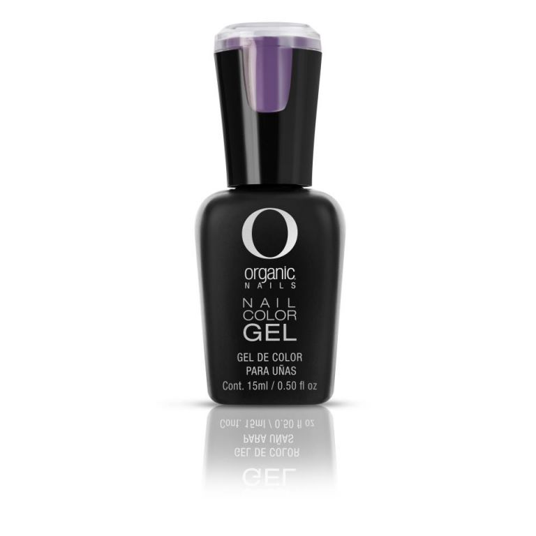 Color Gel Nail Organic Nails