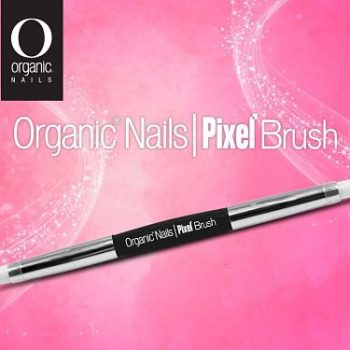 pincel pixel organic nails