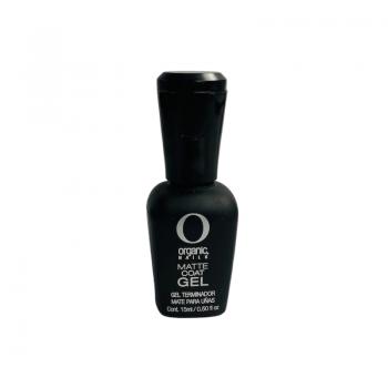 Matte Coat Gel 15ml. Organic Nails