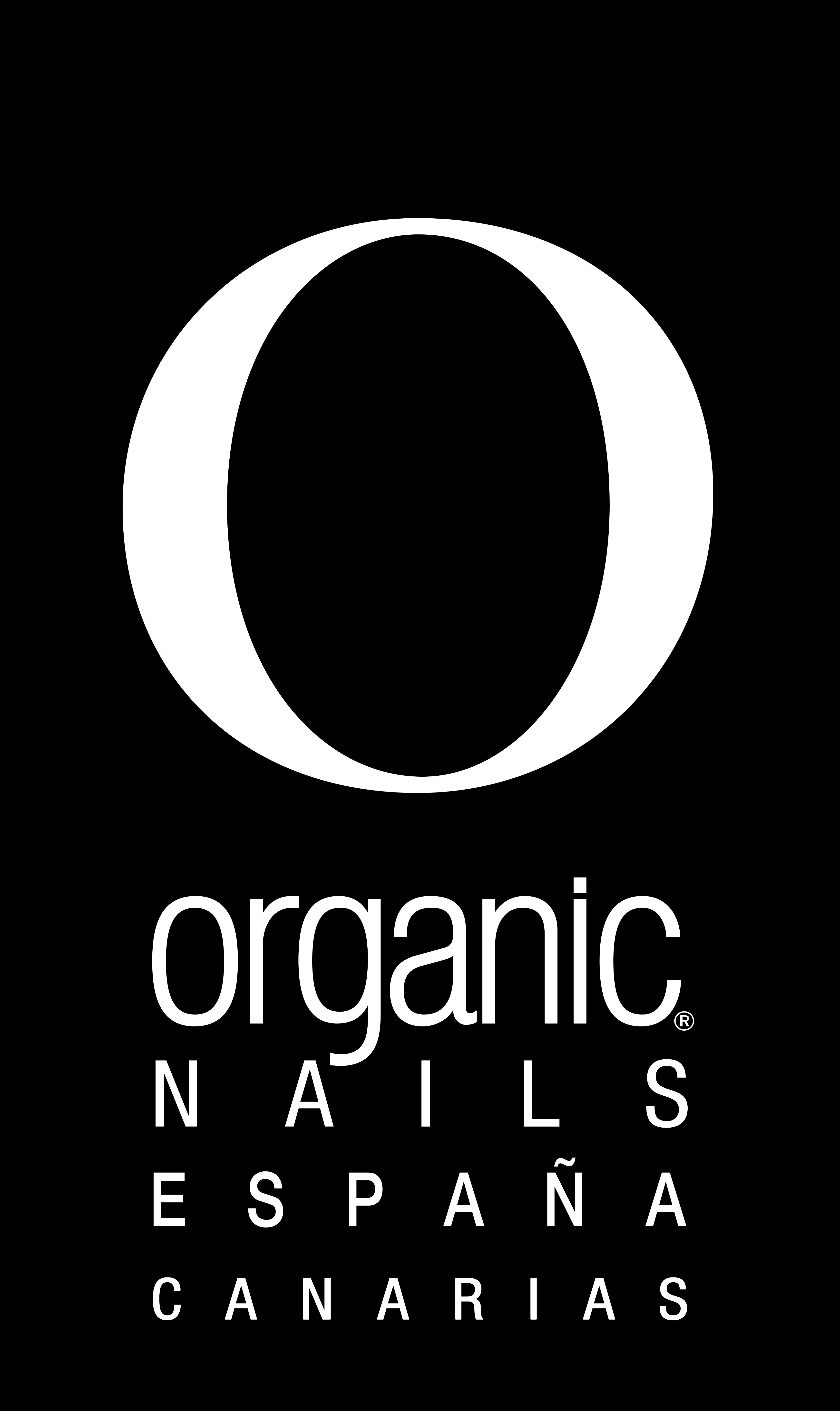 logo Organic Nails España Canarias