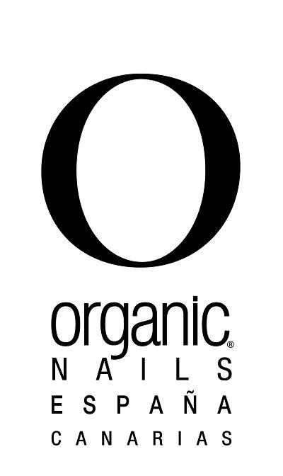 Logo Organic Nails Canarias