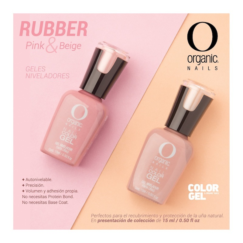 Color Gel Rubber 15ml.