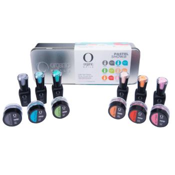 Pastel Show 2 Organic Nails